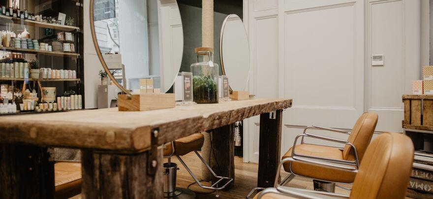Eco-Friendly Interior inspirations with Ena Salon, London