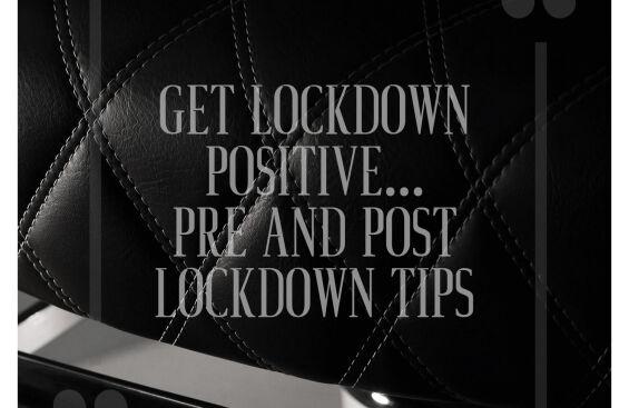 Get Lockdown Positive