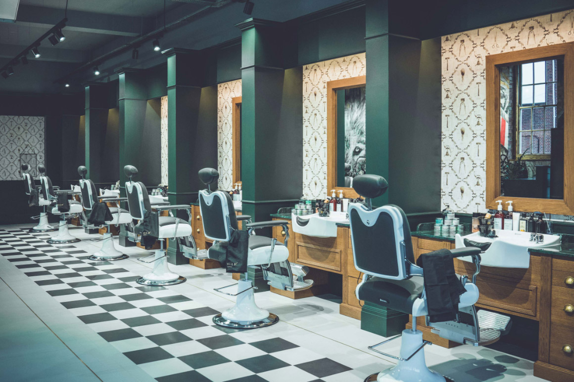 Salon Design Service Takara Belmont Hairdressing Equipment